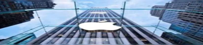 Pierde Apple 75 mil mdd en valor de mercado