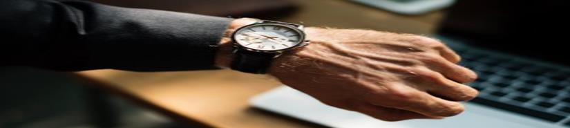Se dispara la venta online de relojes en México