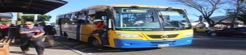Realizan examen antidoping a choferes de transporte público