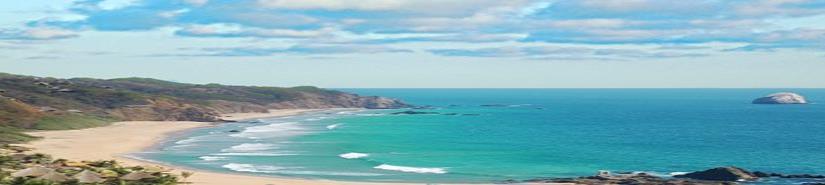 Enlistan a dos playas vírgenes mexicanas entre las más bellas