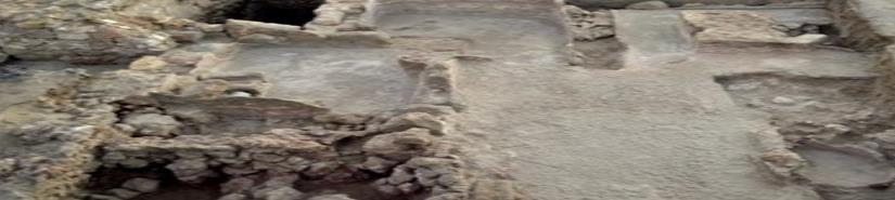 Descubren fortaleza egipcia de los elefantes de guerra