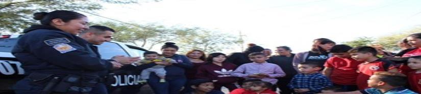 Atención social de la PEP beneficia a más de 11 mil Bajacalifornianos