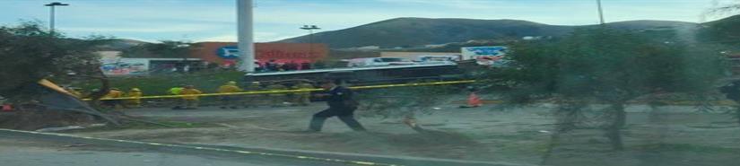 Hombre muere aplastado en Bulevar 2000