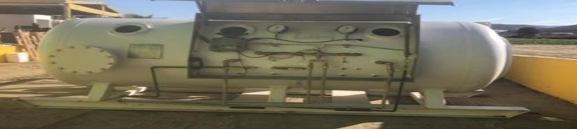 Instalaron otra cámara hiperbárica en El RosarIo