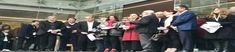 Inauguran el Centro de Documentación e Investigación Judío de México