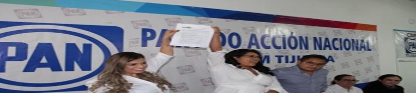 "Buscará refrendar compromiso social Mónica Hernández ""La Chula"""