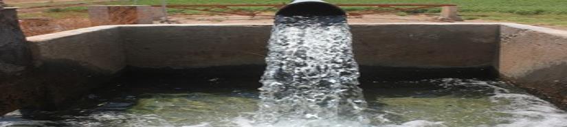 Mejorarán infraestructura hidroagrícola en cultivos