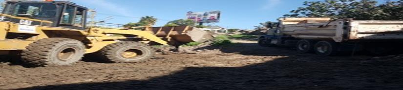Gobierno Municipal realiza jornadas de limpieza ante pronóstico de lluvias