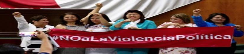 Ven ausencia de Ley que tipifique la violencia política de género