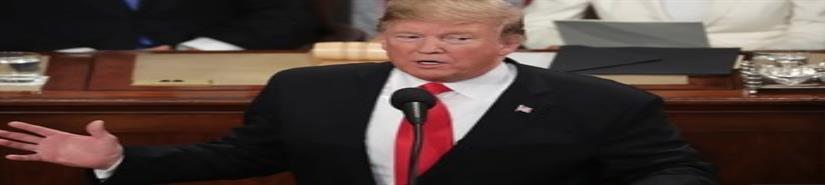 Trump pide unir fuerzas contra migración ilegal