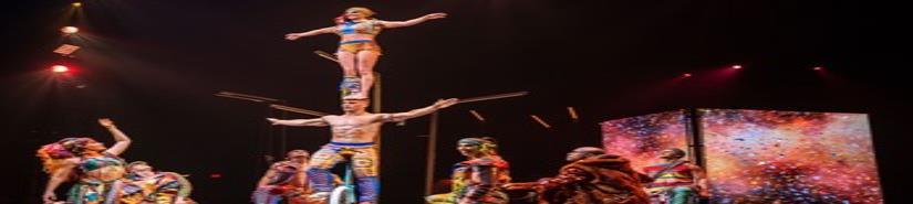 El mejor regalo de San Valentin lo tiene Cirque du Soleil