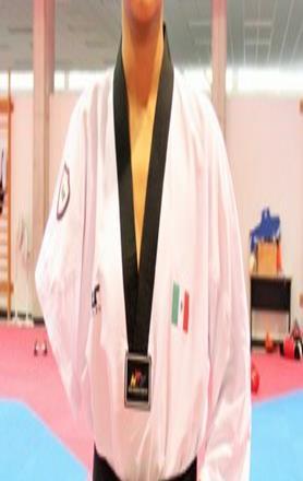 Otra medalla para México en el Mundial de Parataekwondo