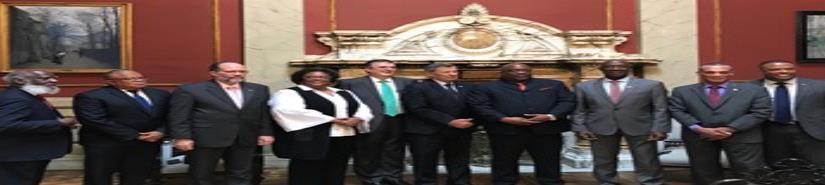 Cancilleres buscan hoy solución a crisis venezolana