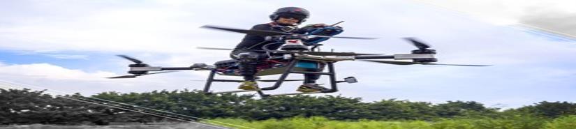 La nueva moto voladora que se inspira en dibujos animados... Y es relativamente barata (VIDEO)