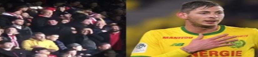 Detienen a aficionados por hacer mofa de la muerte de Emiliano Sala (VIDEO)