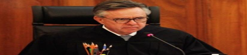 Fallece esposa del ministro Eduardo Medina Mora