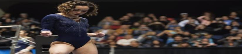 Katelyn Ohashi consigue otro 10 perfecto en gimnasia (VIDEO)