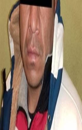 Municipales capturan a sujeto con orden de aprehensión por violencia familiar