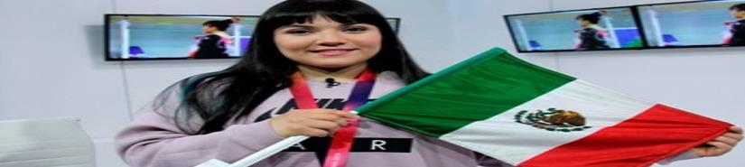 Alexa Moreno, a la final de salto en Copa del Mundo de Australia
