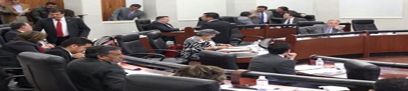 Diputados se rehúsan a ser afiliados al ISSSTE en SLP