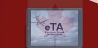 Cómo tramitar tu eTA, el permiso para viajar a Canadá