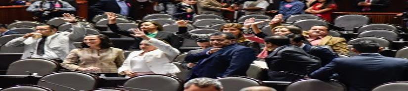 Diputados buscan incluir a gobernadores en iniciativa sobre desafuero