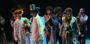Peter Pan llegó a CECUT, con causa social
