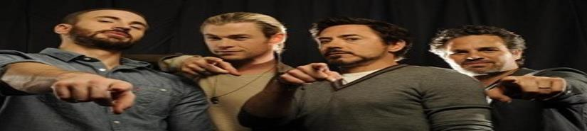 Simulan Avengers ser los Beatles y cantan Hey Jude (VIDEO)