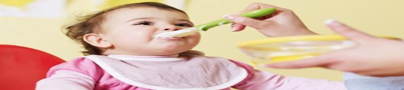 Alimentos peligrosos para los bebés