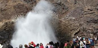 Esperan más de 70 mil visitantes durante la Semana Santa