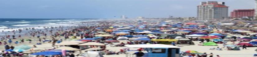 Prevén 9 mil turistas en BC para Semana Santa