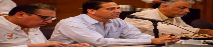 Ayuntamiento trabaja en la reparación y reemplazo de luminarias: Everardo Lona