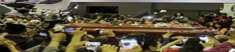 Conmoción en Perú por suicidio de expresidente