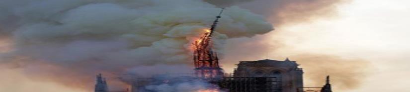 Ofrece México ayuda técnica para reparar Notre Dame