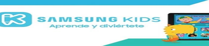 Samsung kids llega a México
