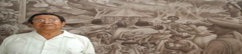 Fallece el muralista veracruzano