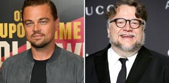 Leonardo DiCaprio negocia protagonizar cinta de Guillermo del Toro