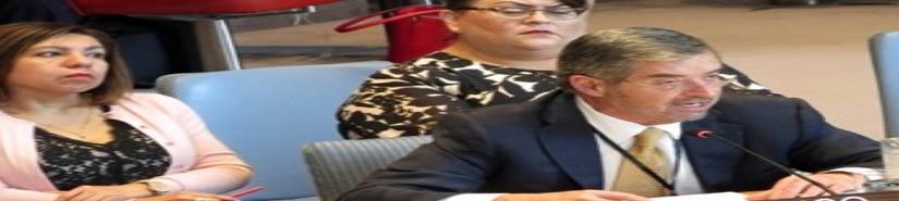 México destaca participación de la mujer en solución de conflictos