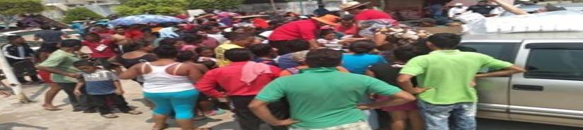 INM detiene a 86 migrantes en Chiapas