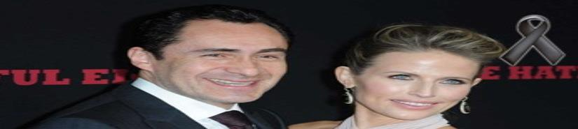 Demián Bichir confirma muerte de su esposa Stefanie Sherk