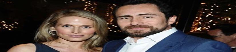 Confirma Demian Bichir suicidio de su esposa