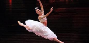 Elisa Carrillo gana en Rusia el Premio Alma de la Danza