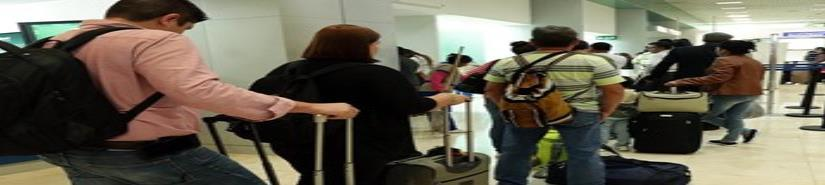 Aerolíneas pagan 8 mdp por vuelos retrasados