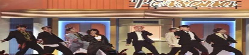 La banda k-pop BTS brilla en los Billboard y hasta opaca a Maluma