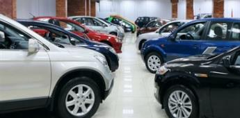 La venta de autos nuevos retrocedió 10.4% en abril