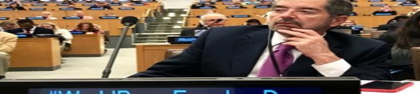 México se suma a Grupo de Libertad de Prensa en ONU
