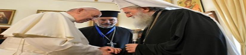 El papa Francisco pide a Bulgaria que no cierre la puerta a la inmigración (VIDEO)