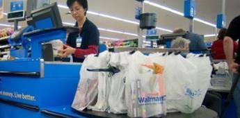 Walmart va a eliminar uso de bolsas de plástico