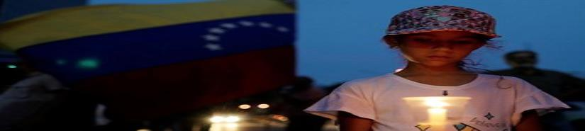 Duelo y amenazas de represalias en Venezuela (VIDEO)