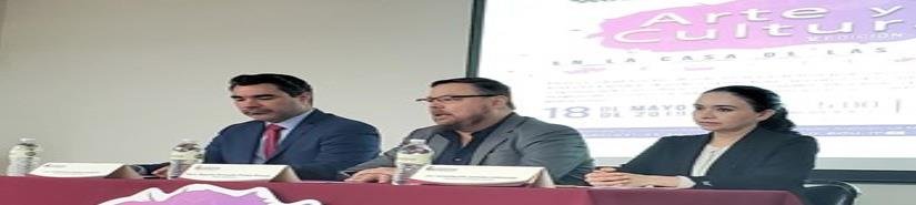 """Tendrá Universidad Xochicalco, evento Cultural, denominado """"Arte y Cultura"""" en  la Casa de las Flores."""